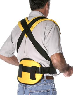 Moving Straps   GripSystem Moving harness